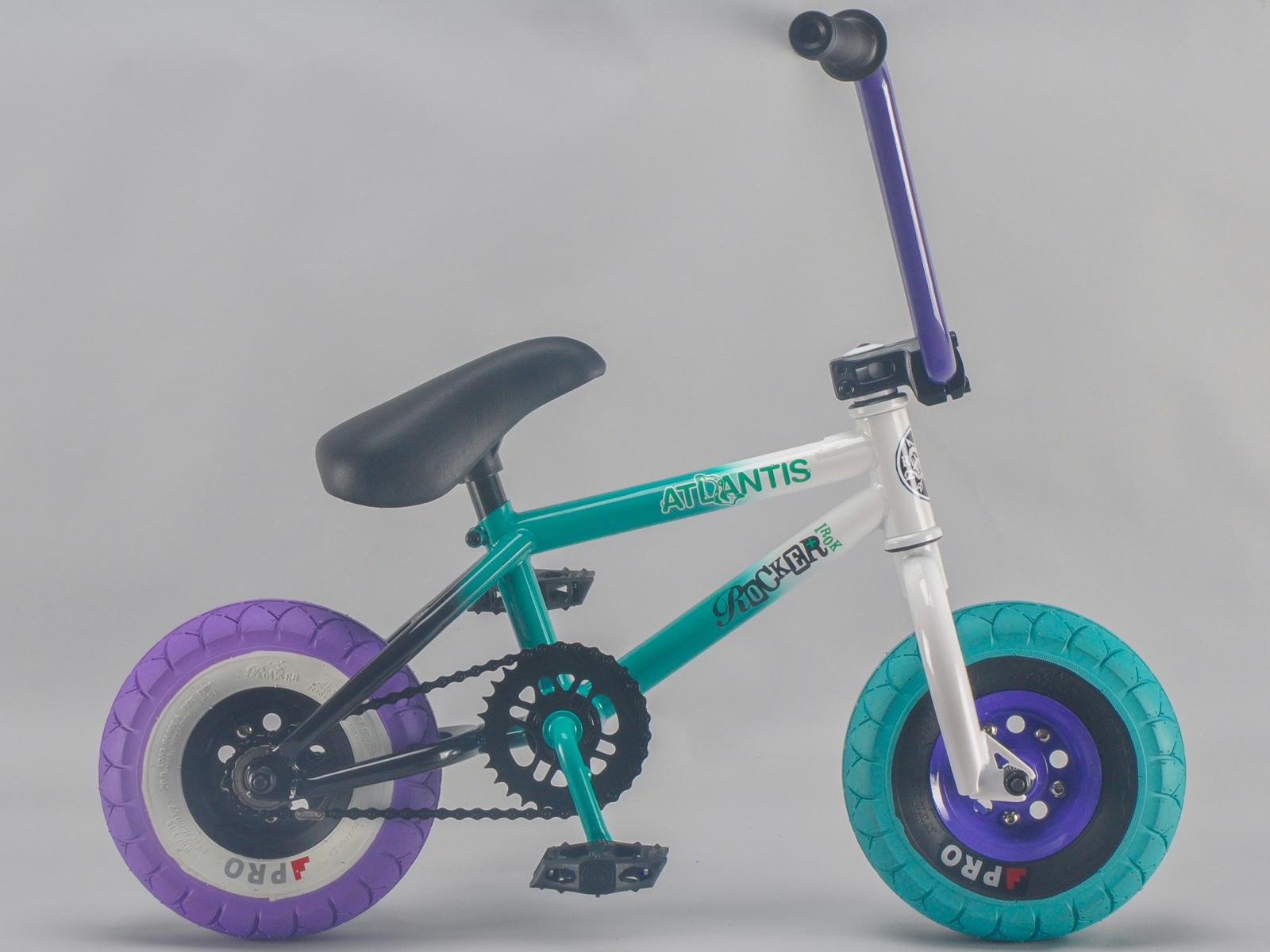 genuine rocker atlantis irok bmx rkr mini bmx bike. Black Bedroom Furniture Sets. Home Design Ideas