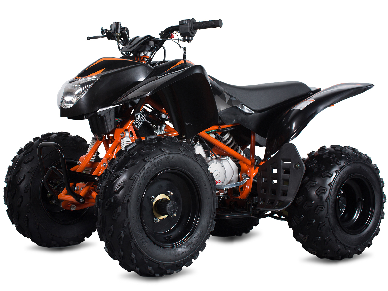 Details about RAGING BULL 125cc ATV QUAD BIKE Off-Road Buggy Rocker Stomp  Demon X Pit Bike