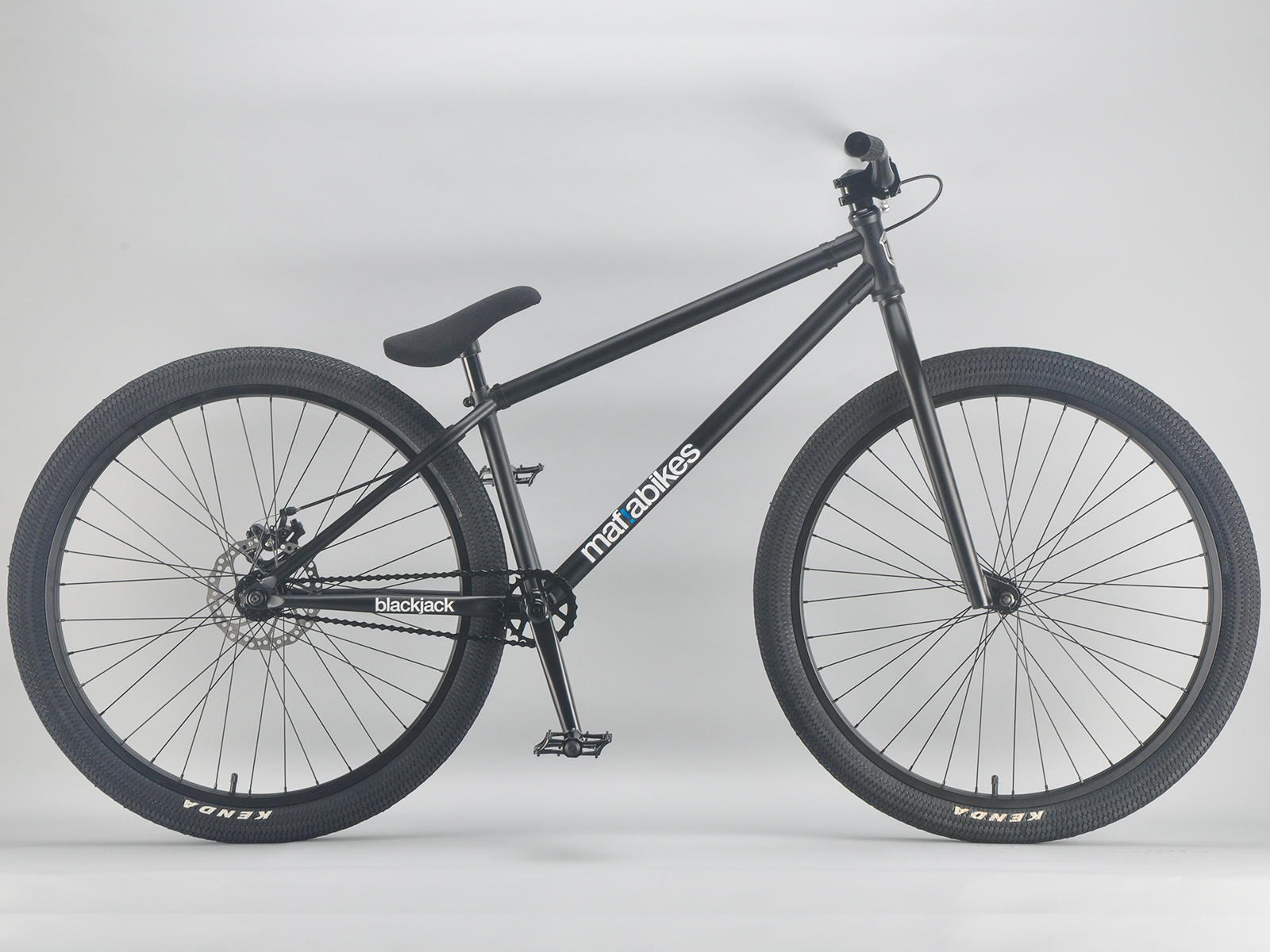 Mafiabikes Blackjack 26 inch bmx jump bike available in multiple
