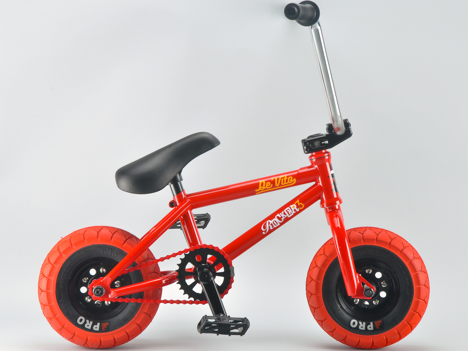 Rocker Bmx Mini Bmx Devito Rocker 3 Rkr Coaster Model Ebay