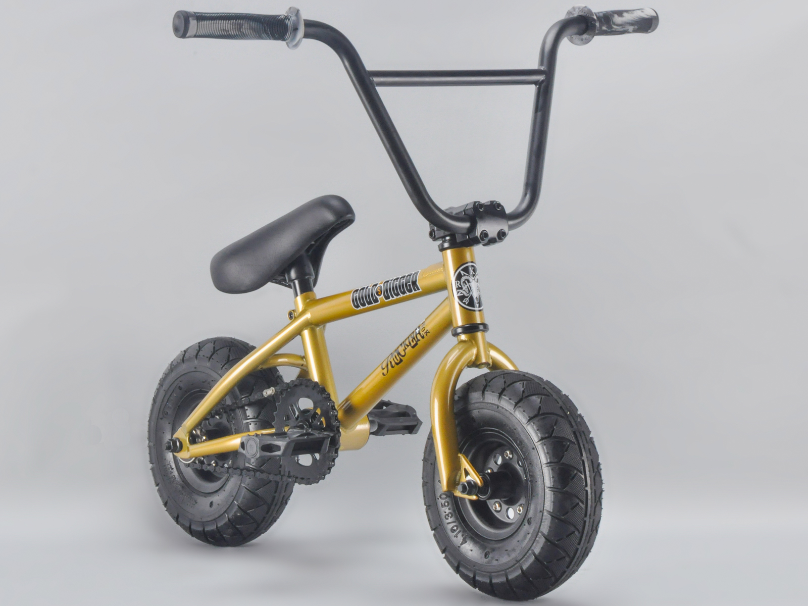 Rocker Bmx Mini Bmx Bike Gold Digger Irok Rkr Ebay