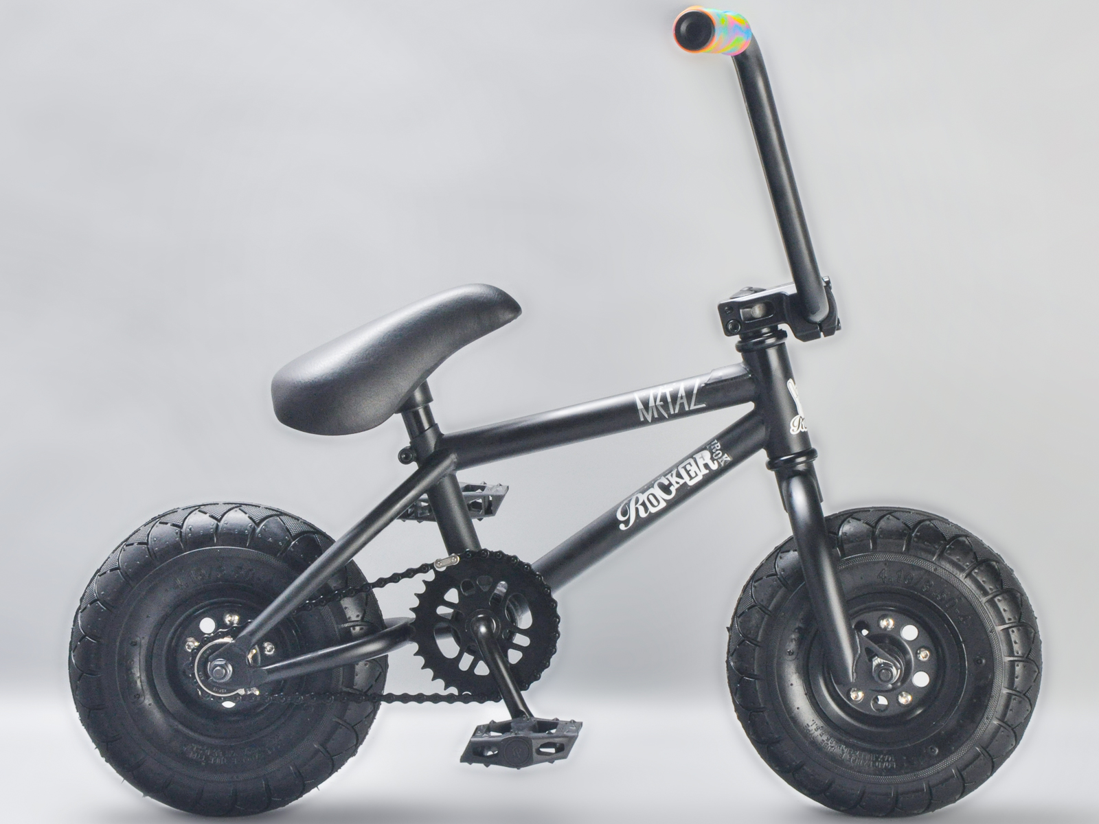 Rocker Bmx Mini Bmx Bike Metal Irok Rkr Ebay