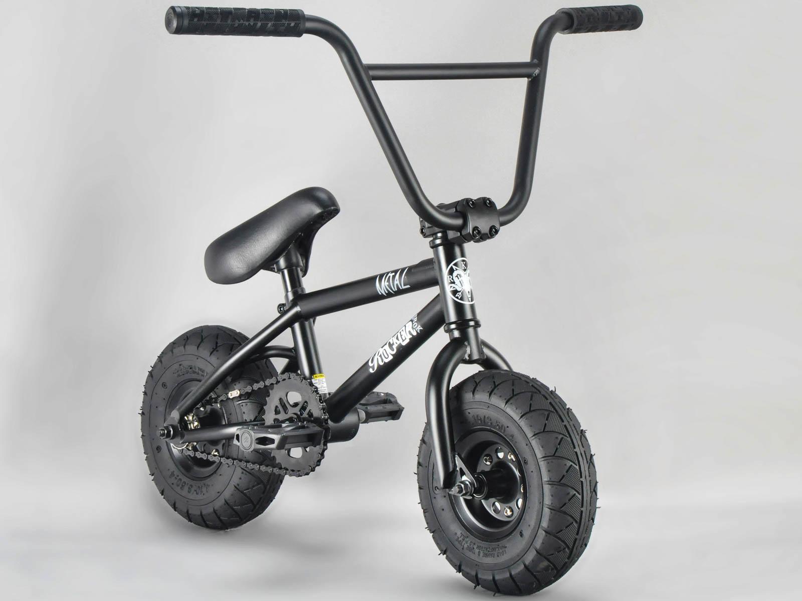 genuine rocker metal irok bmx rkr mini bmx bike. Black Bedroom Furniture Sets. Home Design Ideas