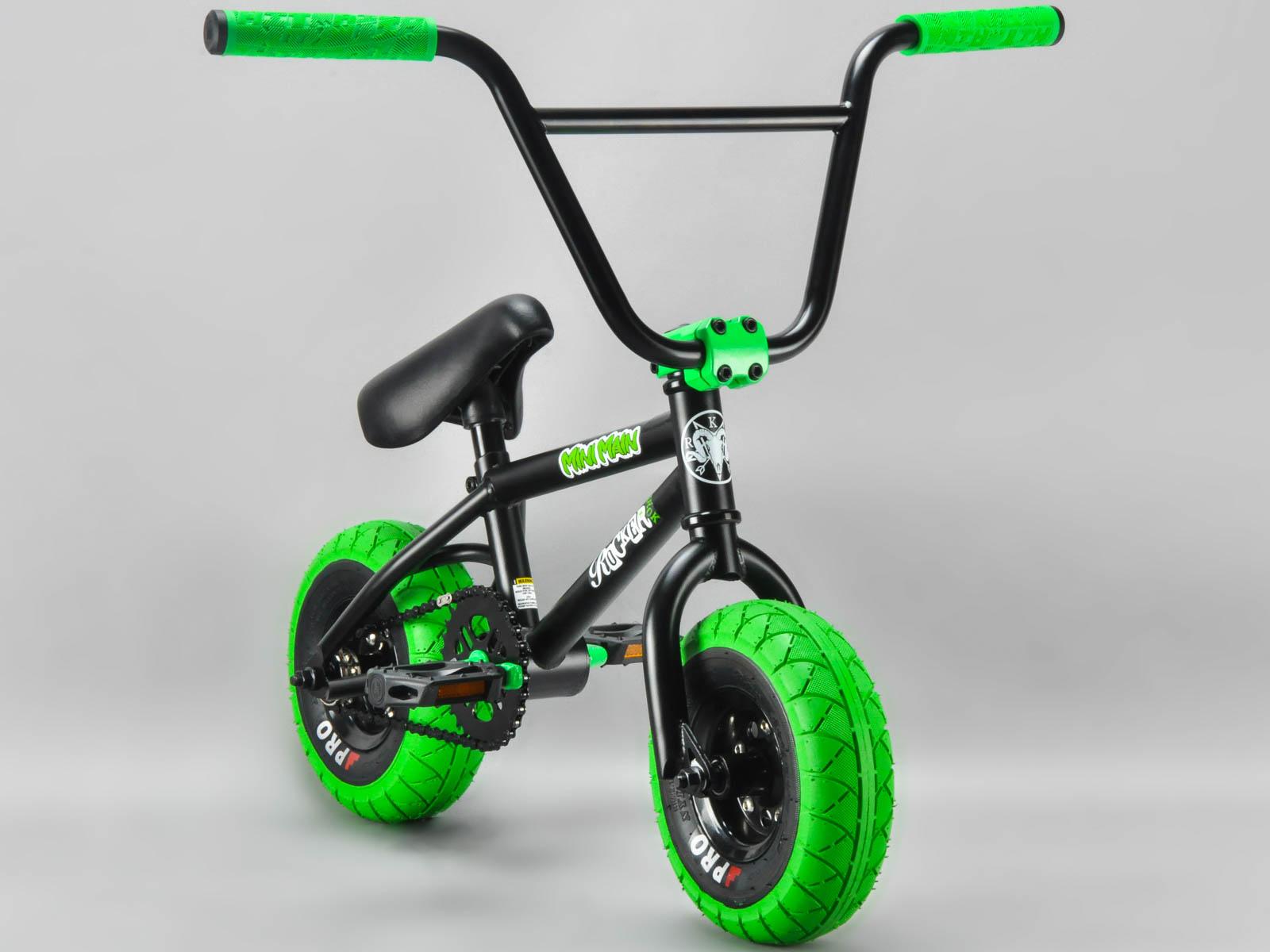 genuine rocker mini main irok bmx rkr mini bmx bike. Black Bedroom Furniture Sets. Home Design Ideas