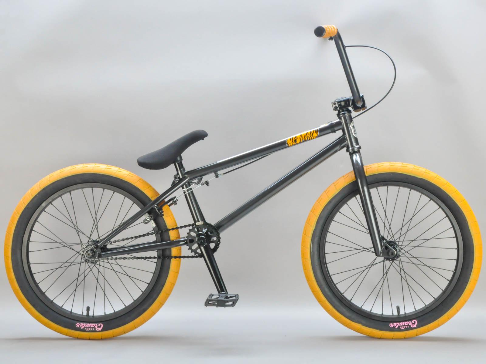Mafiabikes Harry Main Madmain Neomain Graphite 20 inch bmx bike ...