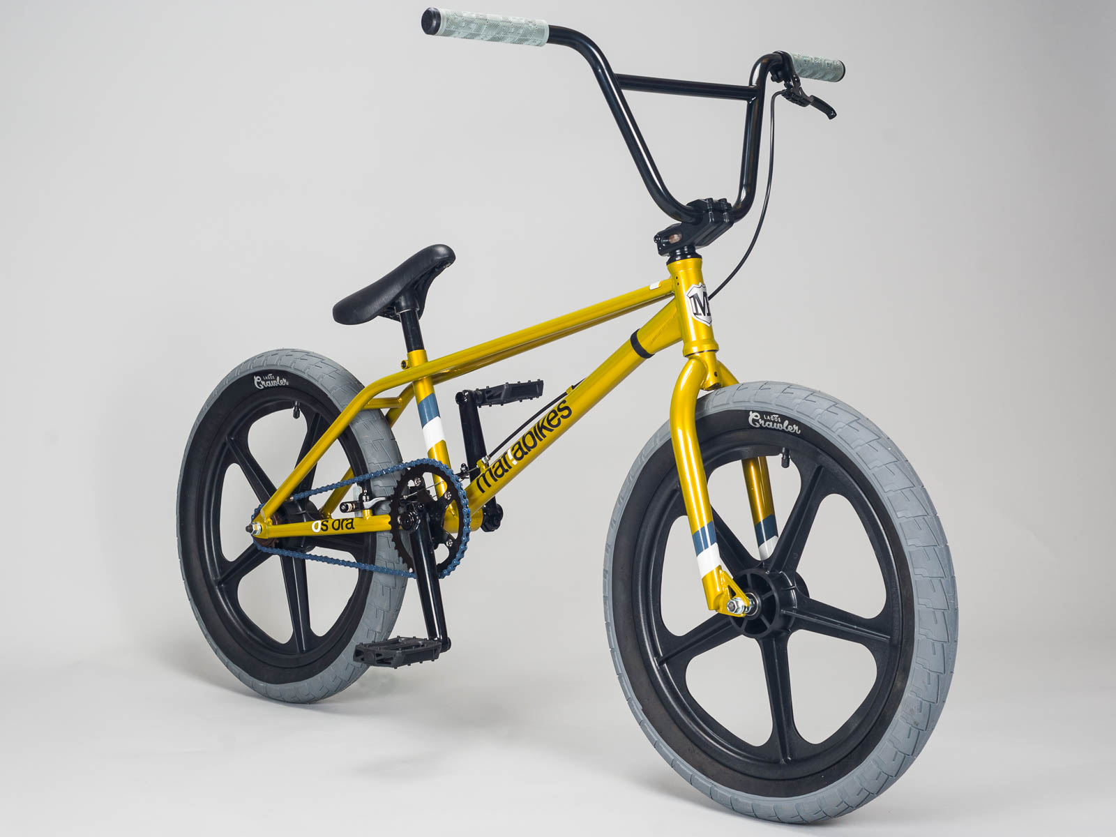 Mafiabikes Os Old School 20 Inch Bmx Bike Multiple Colours