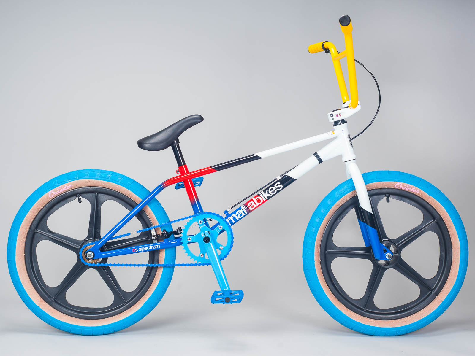 mafiabikes os old school 20 inch bmx bike multiple colours. Black Bedroom Furniture Sets. Home Design Ideas